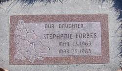 Stephanie Forbes