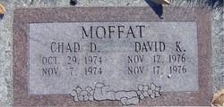 Chad David Moffat