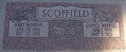 Mary Ellen <I>Morgan</I> Scoffield