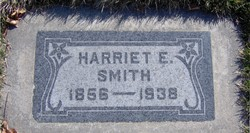 Harriett Emily <I>Smith</I> Smith