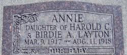Annie Layton