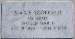 Max Flint Scoffield