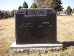 Mathew Rumph