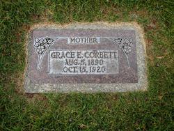 Grace Ellen <I>Bench</I> Corbett