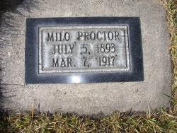 Milo Proctor