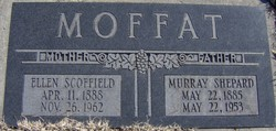Ellen Jane <I>Scoffield</I> Moffat