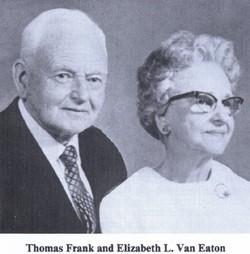 Thomas Frank Van Eaton