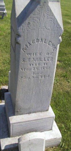Magdalene Miller