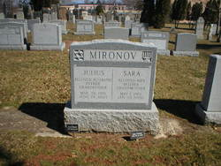 Sara Mironov