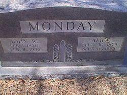 John William Monday