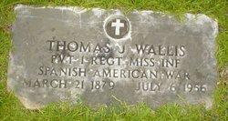 Thomas J. Wallis