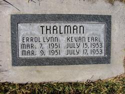 Kevan Earl Thalman