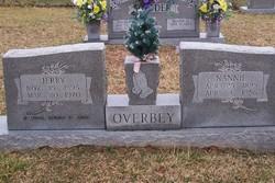 Nannie <I>Hardigree</I> Overbey