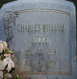 Charles William Legge