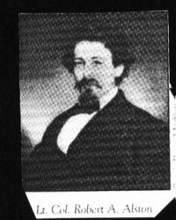 LTC Robert Augustus Alston