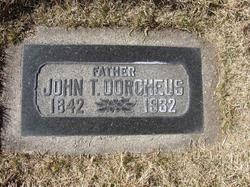 John Nicoli Thueson Dorcheus