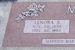 Lenora <I>Scoffield</I> Miller