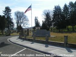 Waitsburg Cemetery
