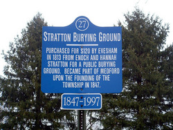 Stratton Burying Ground