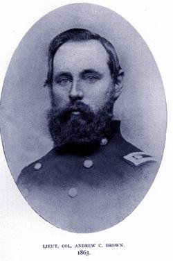 LTC Andrew C Brown