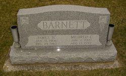 Mildred Catherine <I>Mayer</I> Barnett