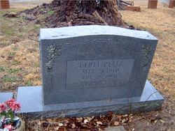 Ethel Peele