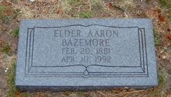 Elder Aaron Bazemore