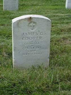 James G Cooper
