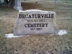 Mocks Hill Cemetery