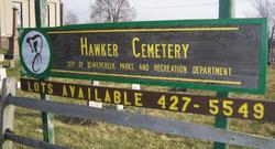 Hawker Cemetery