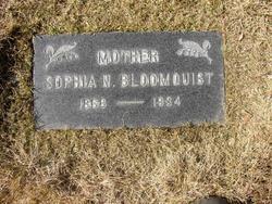 Sophia <I>Nyland</I> Bloomquist
