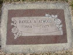 Rayola Adna Atwood