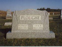 Rev Thomas Ellsworth Ploughe