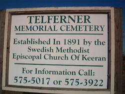 Telferner Memorial Cemetery