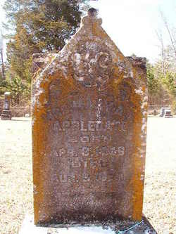 Mary Adaline E <I>Key</I> Applegate