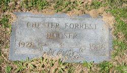 """Chester Forrest """"Chet"""" Houser"""