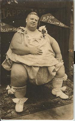 Jack The Happy Fat Man Eckert