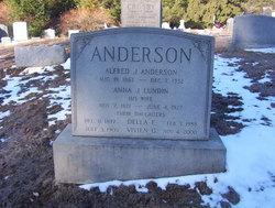 Vivien G Anderson
