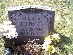 Roger Wayne Johnston