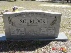 Rev Joseph H Scurlock, Sr