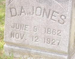 David Andrew Jones