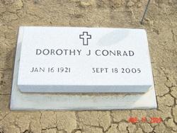 Dorothy June <I>Nelson</I> Conrad