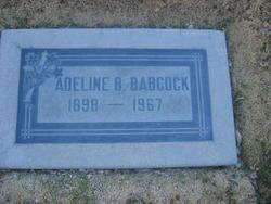 Adeline Burke <I>Payne</I> Babcock
