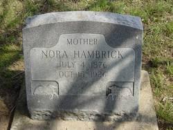 Nora Hambrick