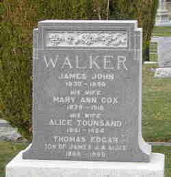 Alice <I>Townsend</I> Walker