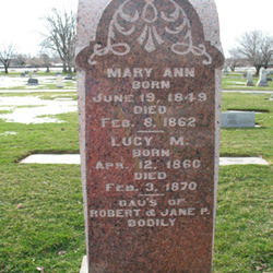 Mary Ann Bodily