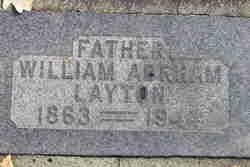 William Abraham Layton