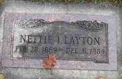 Nettie Isabella Layton