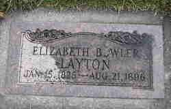 Elizabeth <I>Bowler</I> Layton