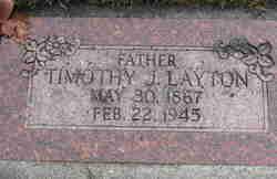 Timothy James Layton